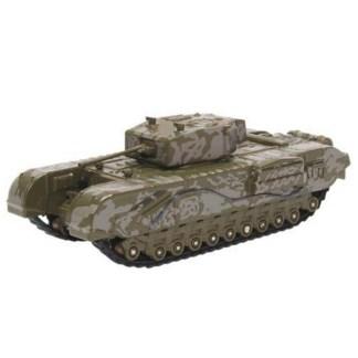 Oxford Diecast Churchill Tank 142