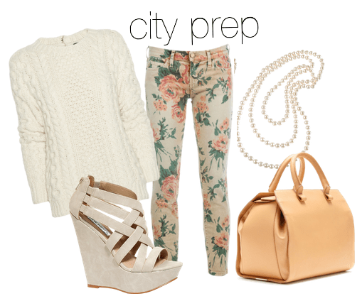 "Character Wear: Olivia Palermo from ""The City"""