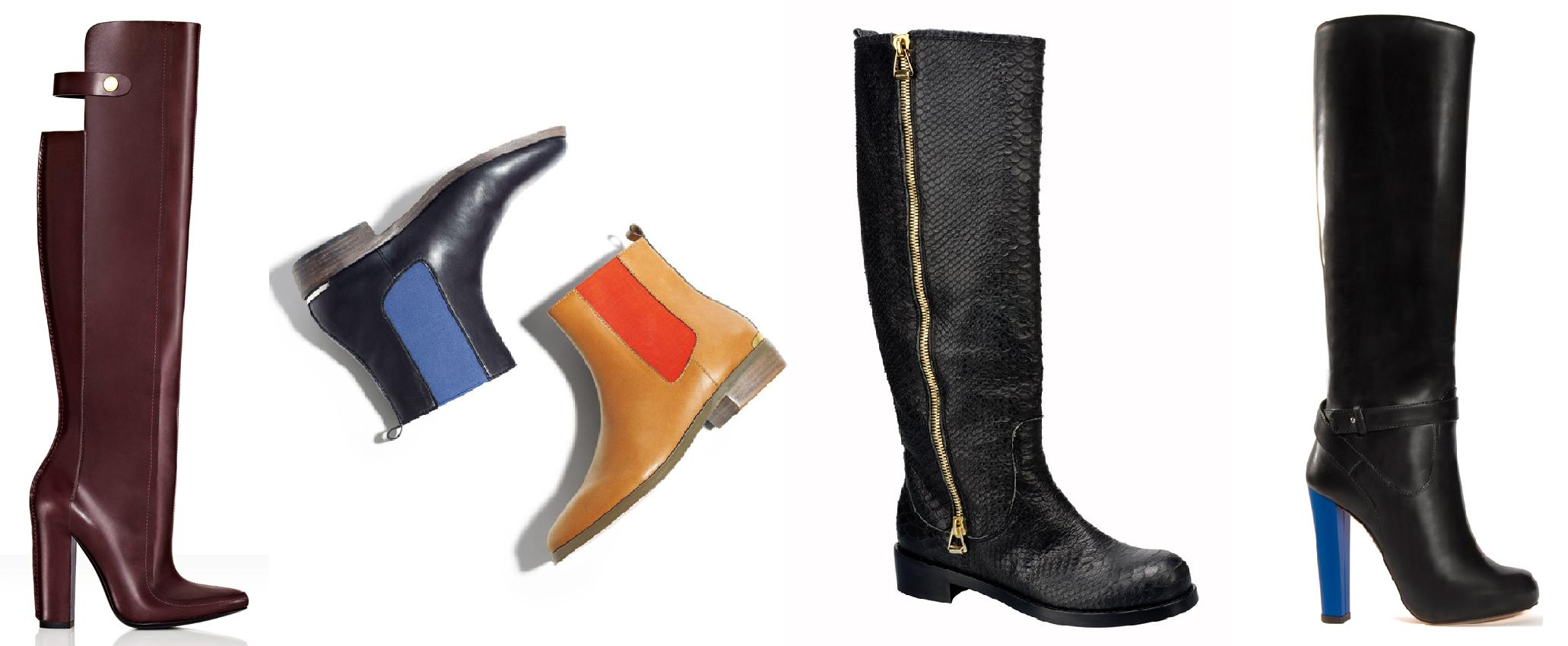 The Style Guru: Kick Up Dust In A New Pair of Boots or Booties!