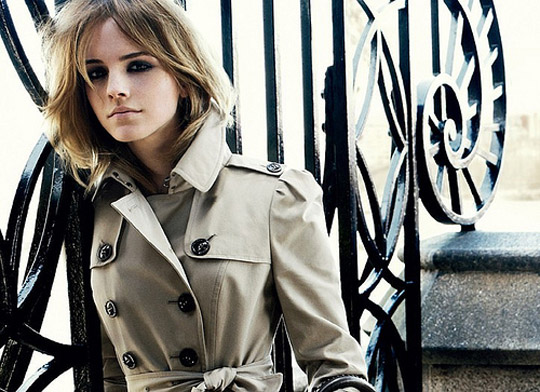 Fashion News: Emma Watson Seeks Fashion Collaboration