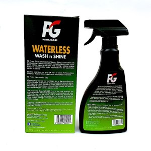 PG Perma Glass Waterless wash n shin