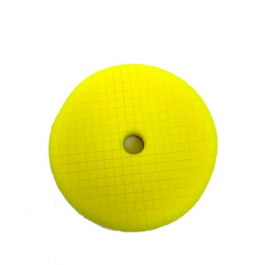 grid pattern medium cut all in one polishing buffing pad