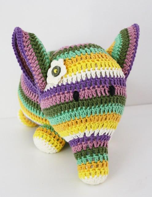 Crochet-Elephant5