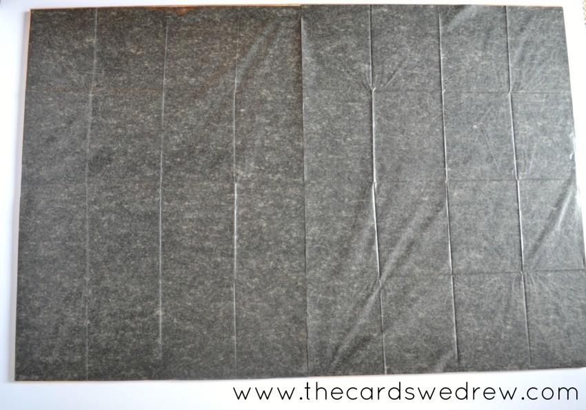 graphite paper tracing