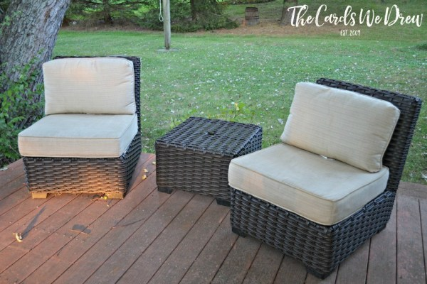 how to clean outdoor cushions patio furniture Learn How to Clean Patio Cushions the Easy Way