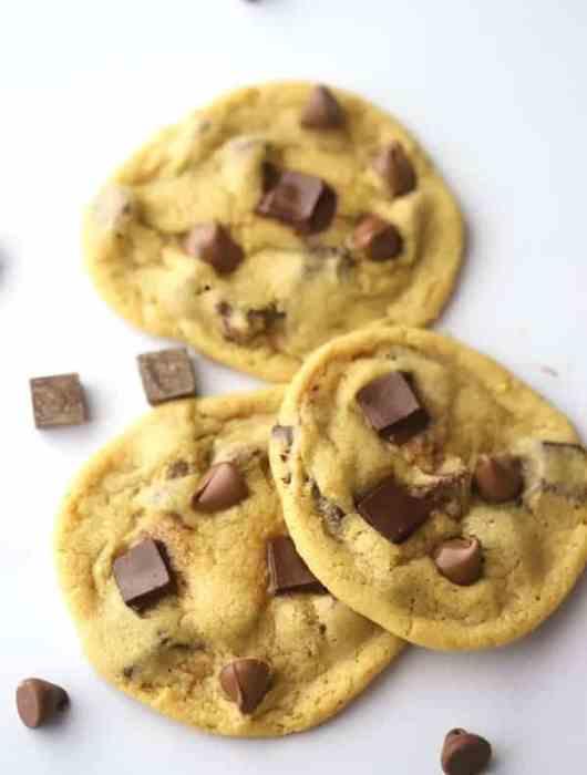 Einkorn Chocolate chip cookies for gluten sensitivity