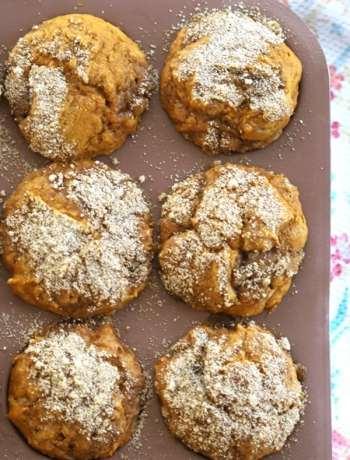 einkorn pumpkin muffin recipe