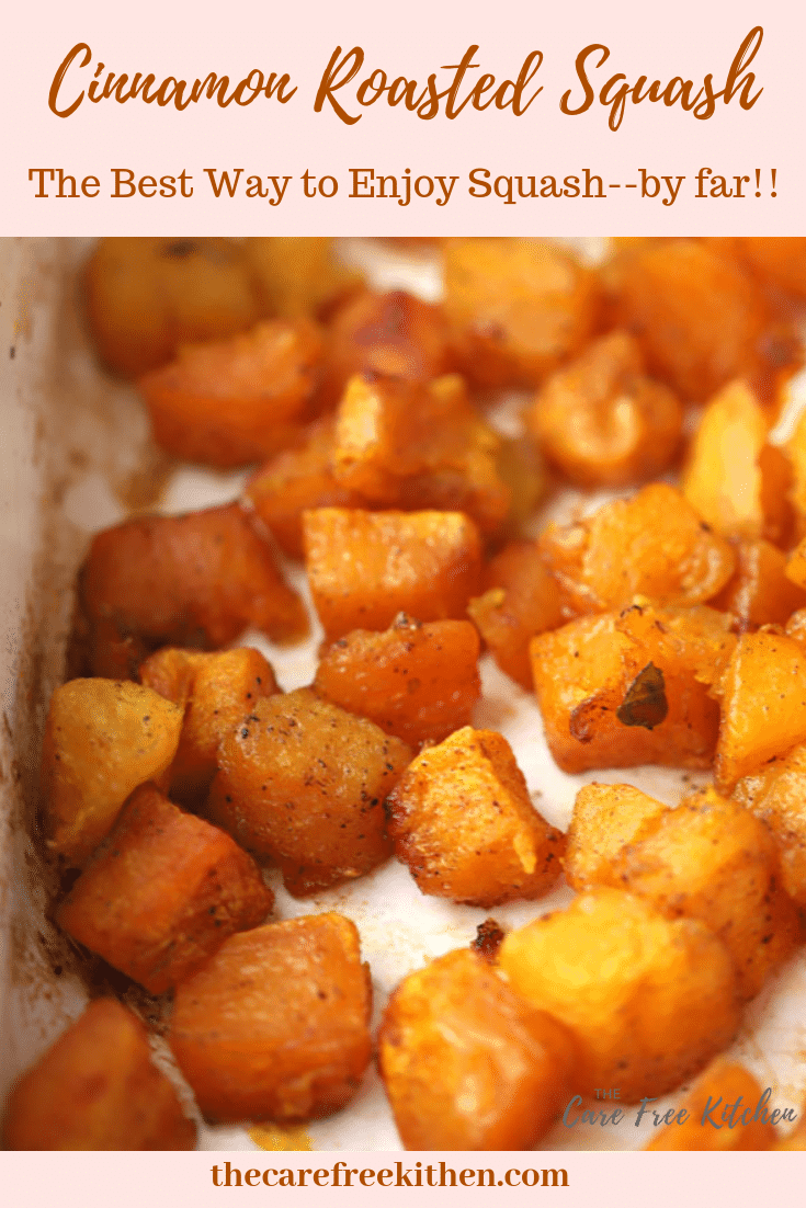 best way to cook squash, roasted squash