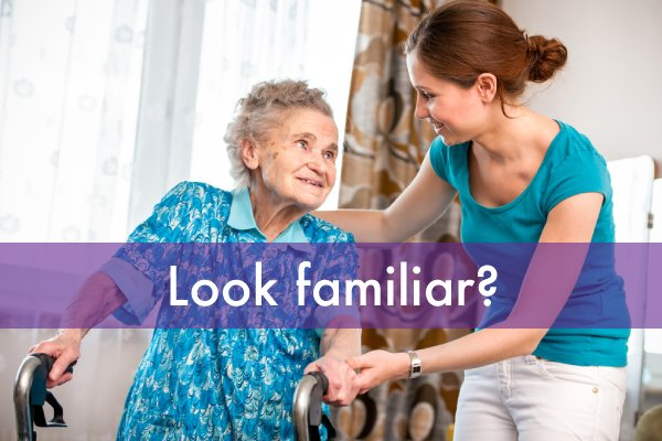 Why is THIS the Picture of Caregiving?
