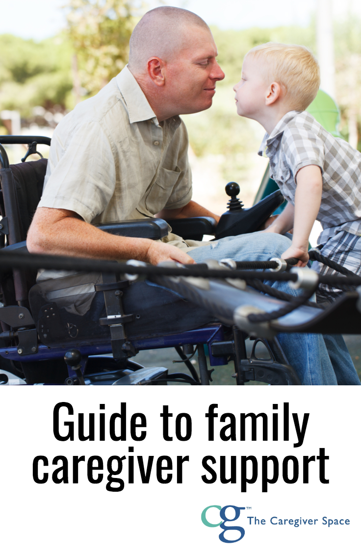 Can I get paid to be a family caregiver? | The Caregiver Space