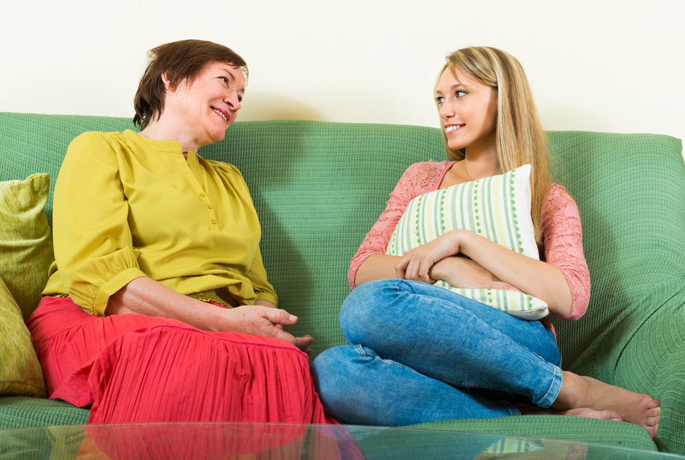 Starting the conversation about caregiving