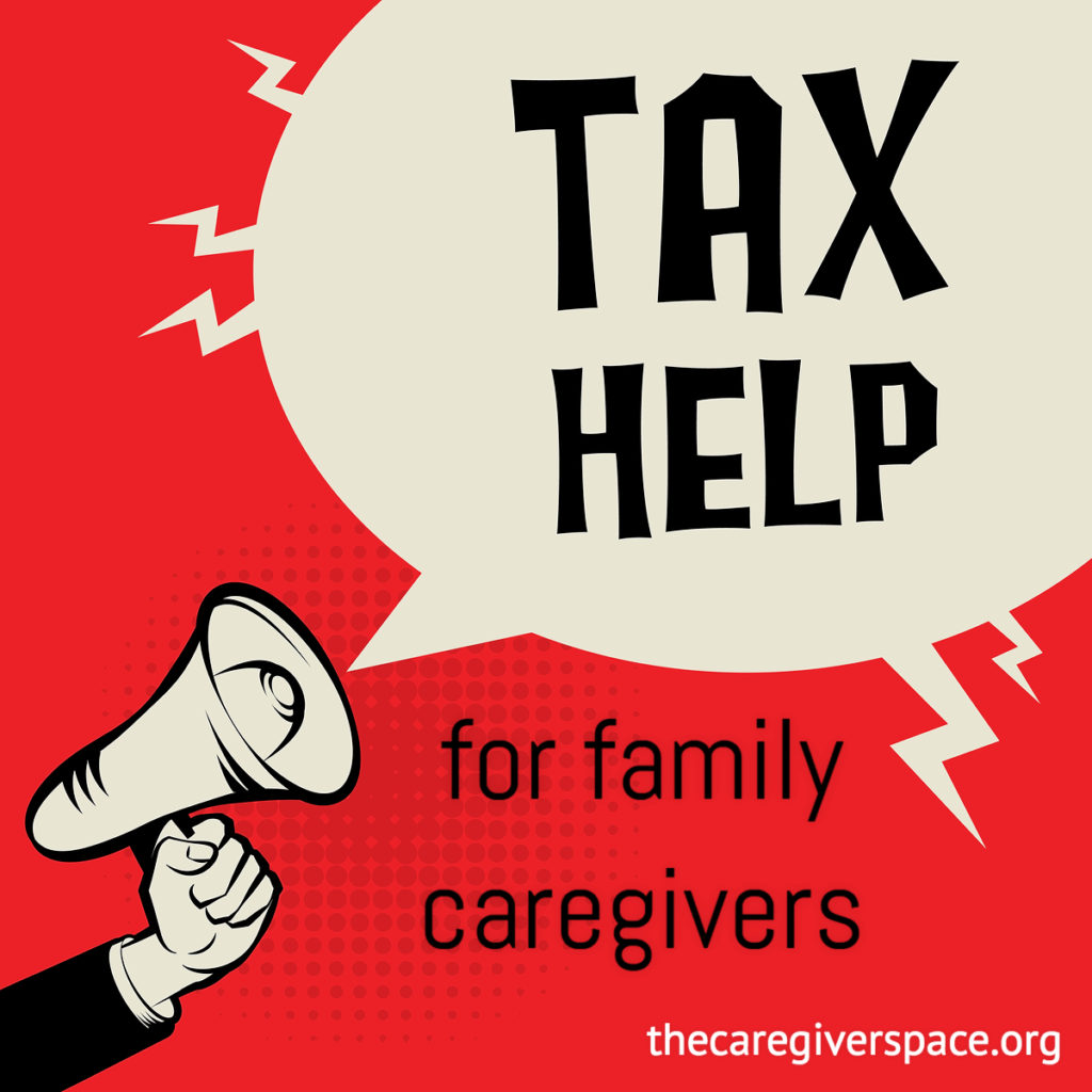Tax Breaks For Caregivers