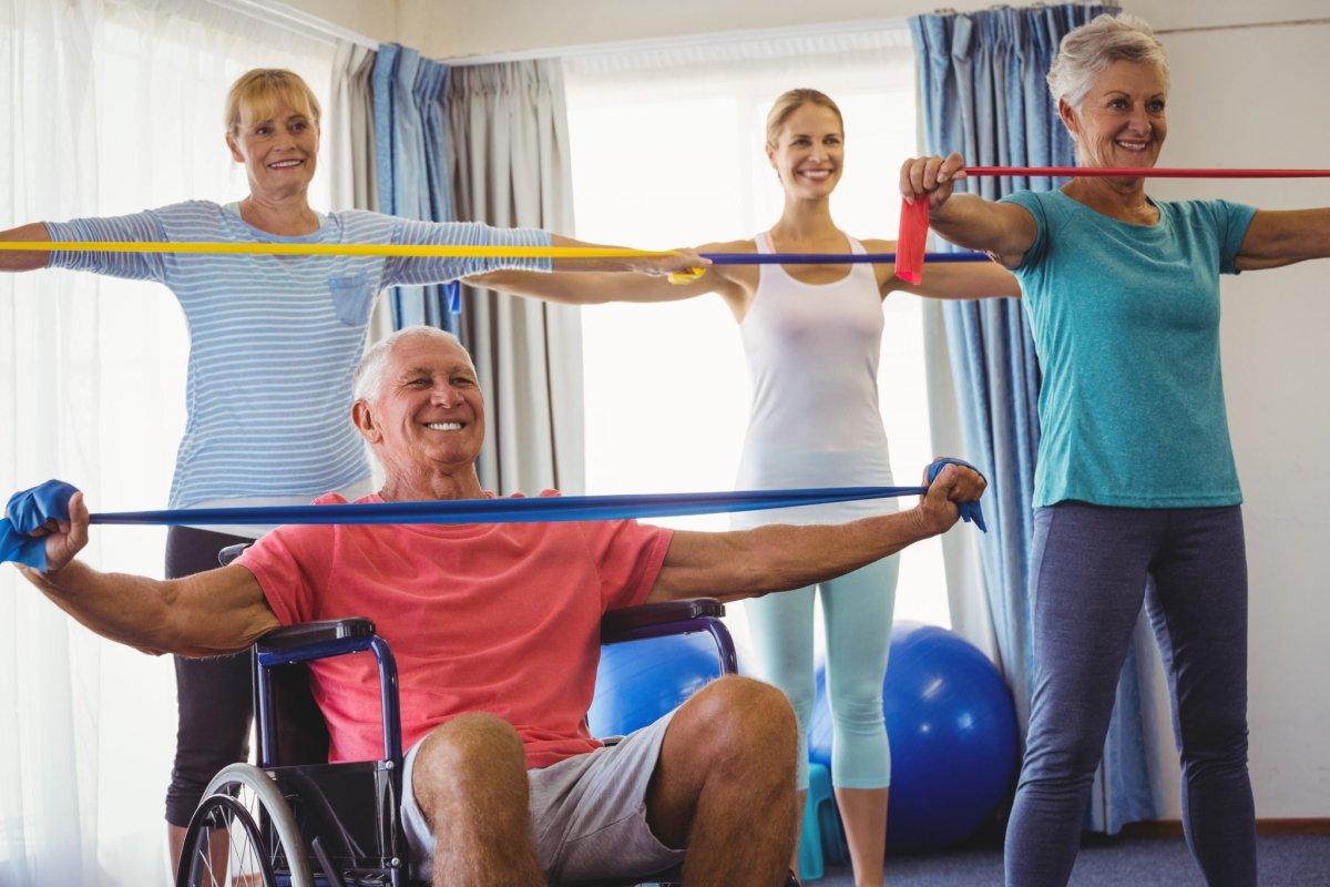 Encouraging Elders to Exercise