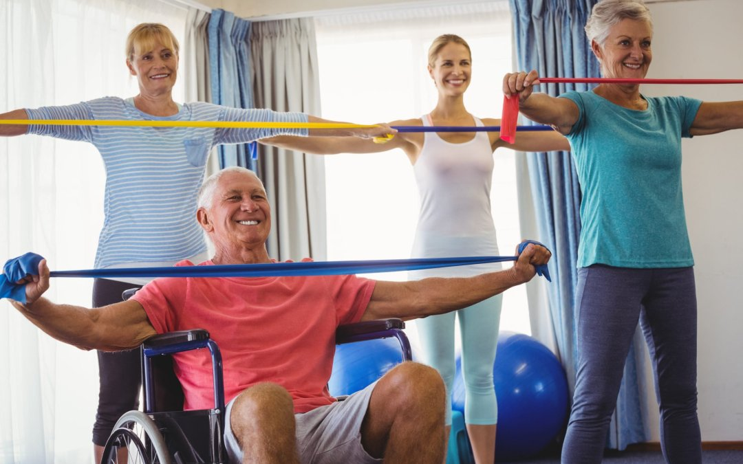 How to Encourage the Elderly to Exercise