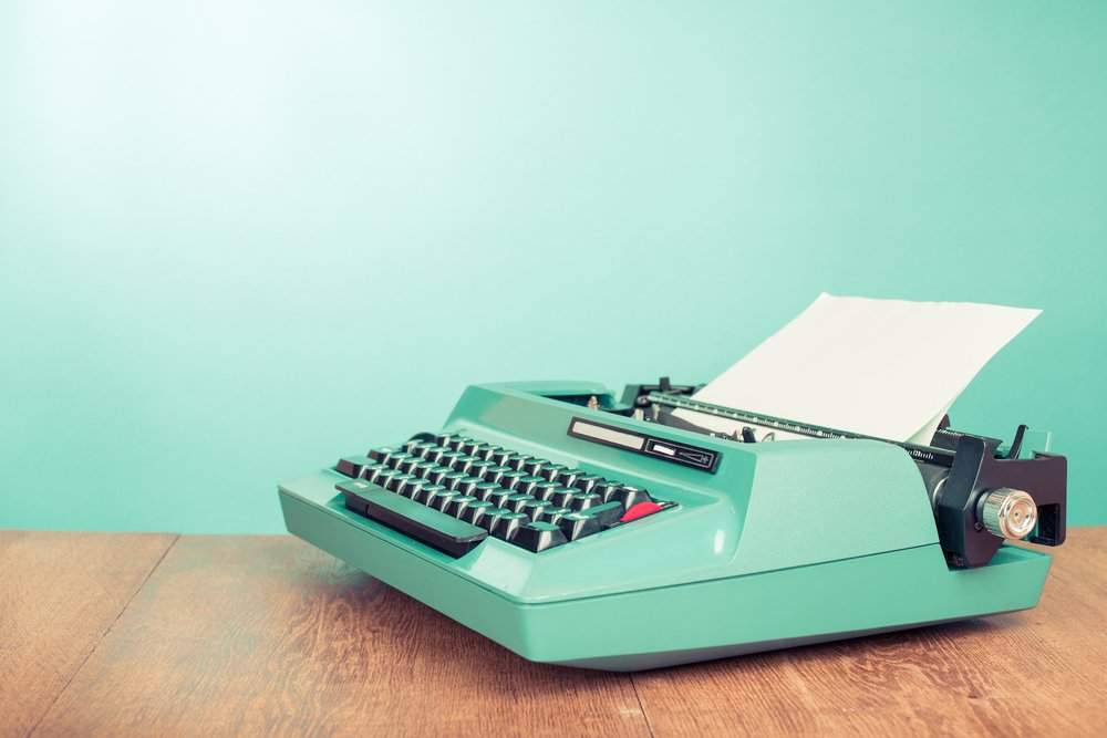What keeps me going: Writing