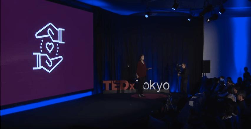Debbie Howard at TEDxTokyo