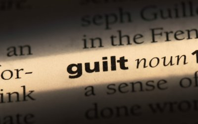 The Guilt Will Bury You Alive, If You Let It