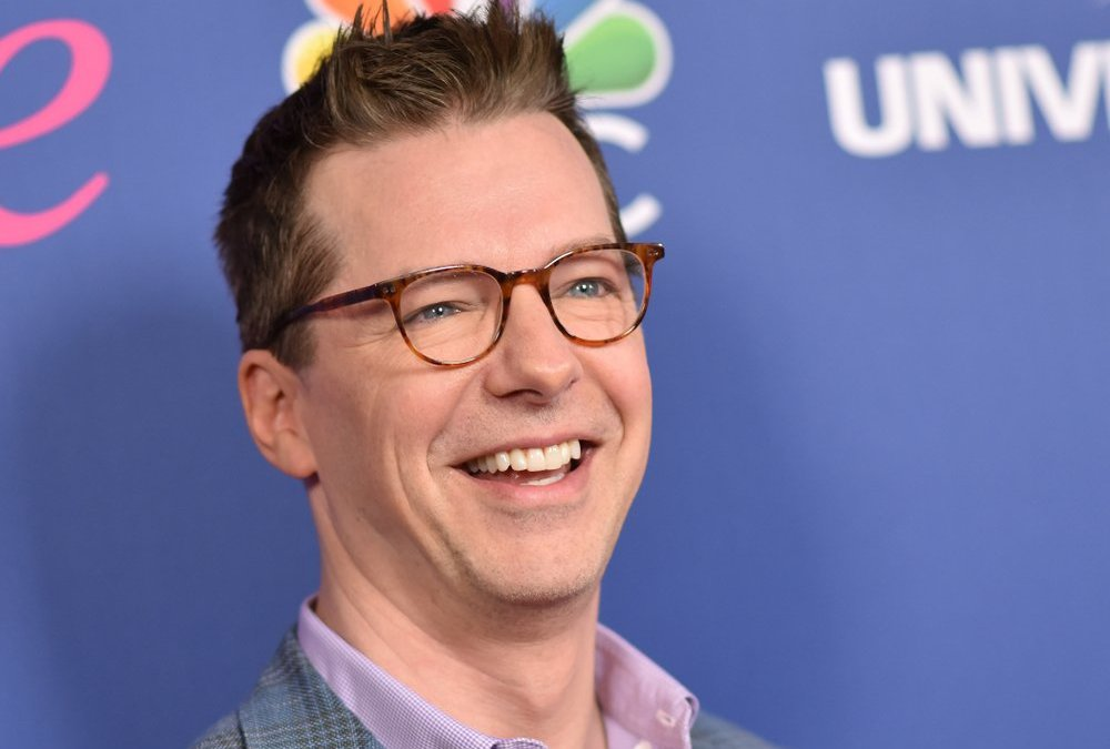 """Sean Hayes Talks About the Struggles of Being a Caregiver: """"It Was One of the Hardest Things I've Ever Done"""""""