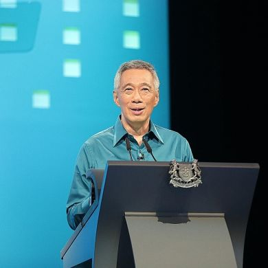 National Day rally chas