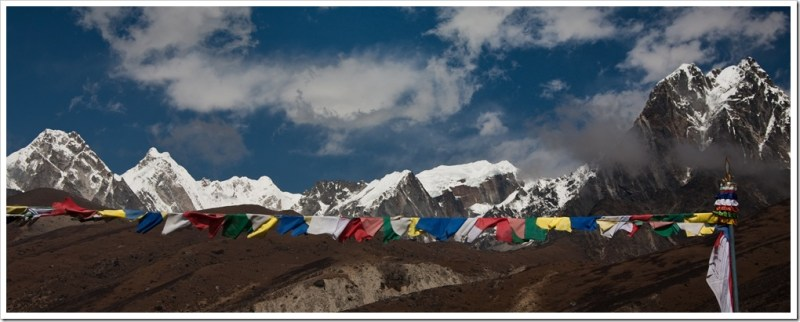 Prayers Across The Himalayas