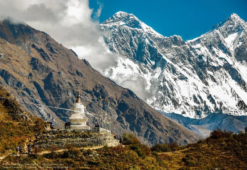 The Trail To Mount Everest, Sagarmatha National Park, Nepal