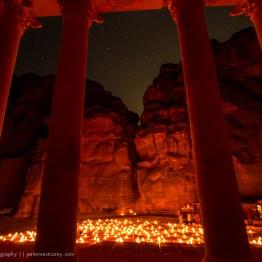 Inside the Treasury, Petra, Jordan