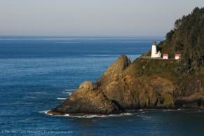 Heceta Head Lighthouse, Oregon, USA