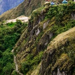 The Inca Trail and Camp, Peru