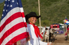 Let The Rodeo Begin!, Snowmass, Colorado, USA