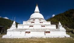 Stupa, Bhutan