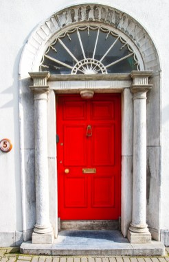 Red Door, Kinsale, Ireland