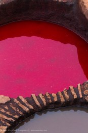 Tannery Pools, Fes, Morocco