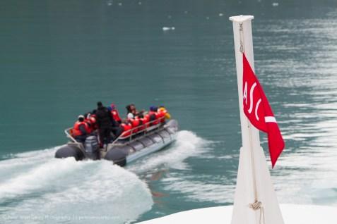Cruising Life, Glacier Bay National Park, Alaska, USA