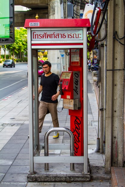Make That Call, Bangkok, Thailand