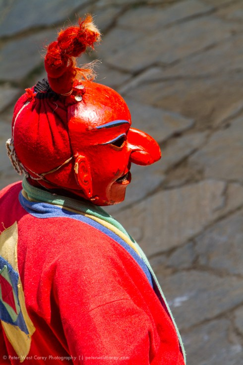 The Jester, Paro, Bhutan