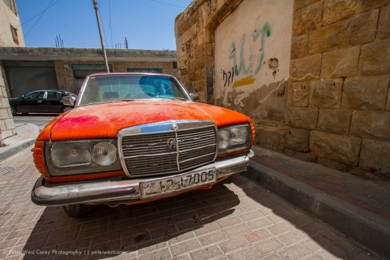 Still Going, Madaba, Jordan