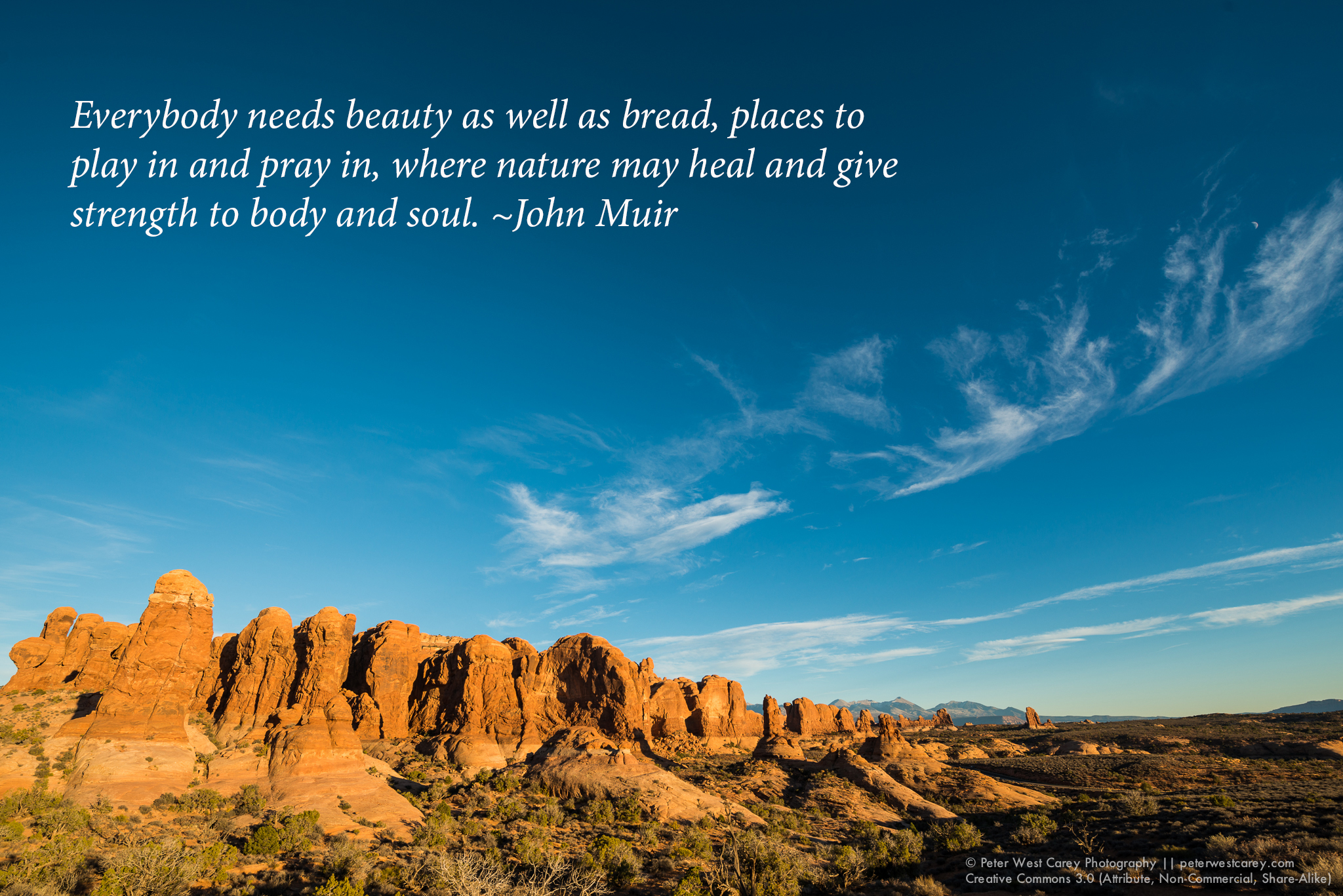 Photo Of The Day Utah And John Muir The Carey Adventures