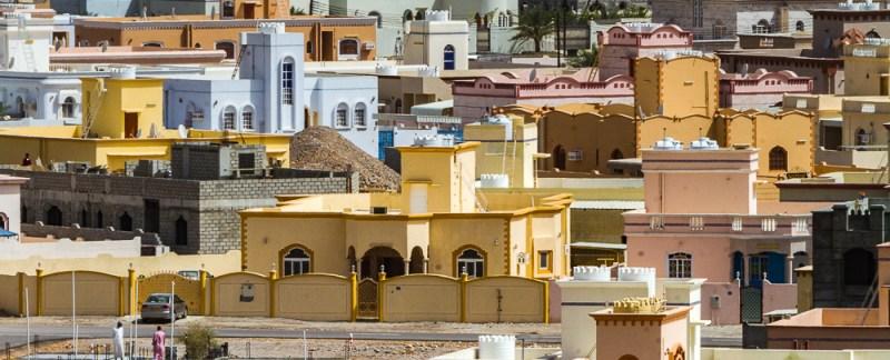 Modern Omani Suburbs, y'all