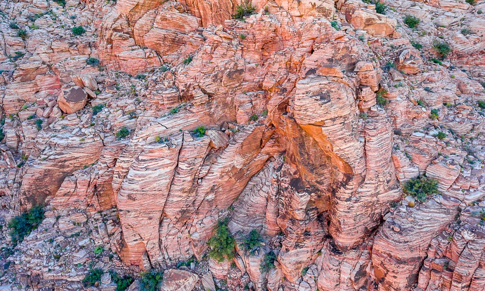 Photo Of The Day – Red Rocks Crazy Patterns