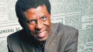 Canadian writer Dany Laferriere