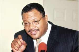 """Danville Walker, former director of elections in Jamaica, says """"they will steal the election if they can."""" By Gerald V. Paul"""