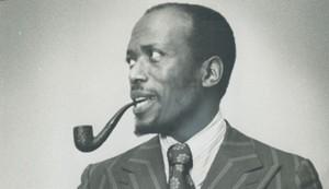 Al Hamilton; Publisher of the newspaper Contrast;