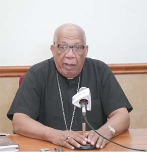 Archbishop Joseph Harris