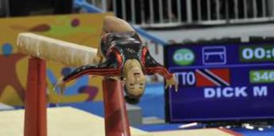 Marisa Dick is Canadian born but will compete for Trinidad. Gerard Richardson photo.