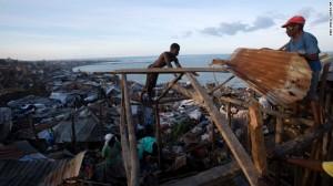 Matthew in Haiti