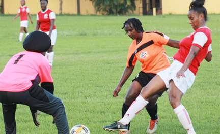 Trinidad-Tobago women's football team gears up for qualifiers