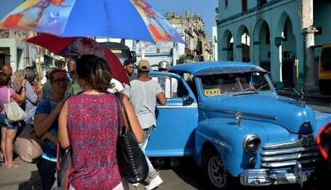 Cuba tourism shows signs of recovery after Hurricane Irma