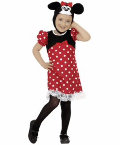 MOUSE GIRL 5 (MINNIE)