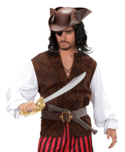 PIRATE SHIRTS WITH VEST