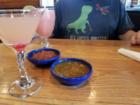 Trudy's - Drinks and Salsas